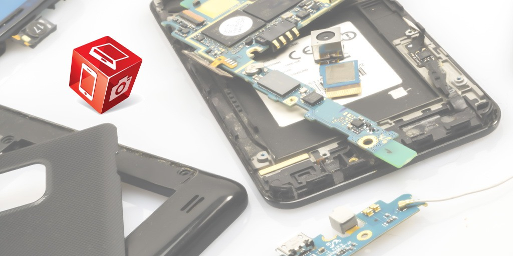 All spares and accessories for cell phones, tools for repair