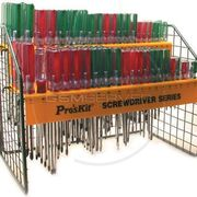 Screwdriver Sets with Displays